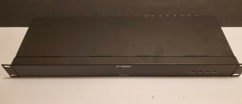 Bosch VideoJet Multi 4000 VJM-4016 VIP-16X 16 Channel Encoder BNC to IP