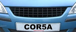 VAUXHALL OPEL CORSA C CROSS HATCH IRMSCHER STYLE GRILLE NEW LMF SPORTS GRILL