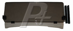 Tinted Fold Down Golf Cart Windshield for EZGO RXV 2007 and Up
