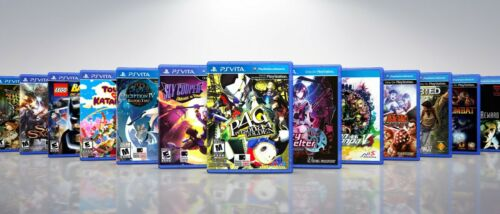 Replacement PS Vita PlayStation Vita Covers and Cases. !!!