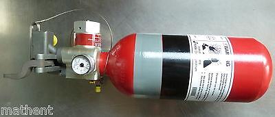 Kidde Dual Spectrum Clean Agent Fm-200 Automatic Fire Suppression Extinguisher