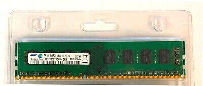 SAMSUNG M378B5273CH0-CH9 4GB 2Rx8 PC3-10600U 240-pin DDR3 SDRAM MEMORY RAM