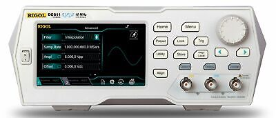 Rigol Dg811 - 10 Mhz Function Arbitrary Waveform Generator 1 Channel