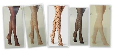 Dotted Tights - A NEW DAY Fashion Tights Fishnets / Polka dots / Stripes / Diamond print