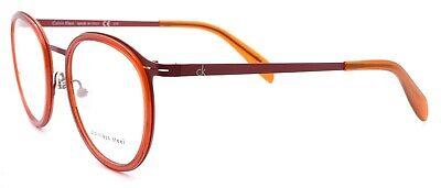 Calvin Klein CK5415 615 Men's Eyeglasses Frames 49-21-140 Red (Red Eyeglass Frames For Men)