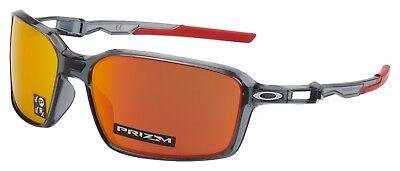 Oakley Siphon Sunglasses OO9429-0364 Crystal Black | Prizm Ruby Polarized | BNIB