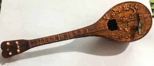 𝗩𝗶𝗻𝘁𝗮𝗴𝗲  Musical Box Bouzouki Instrument