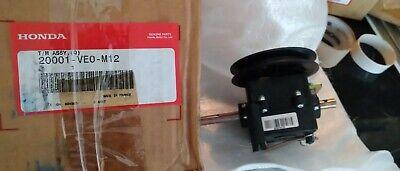 HONDA T/M ASSY, GEAR BOX 2001-VEO-M12