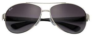 edb1fc5a06 Ray-Ban Rb3386 Pilot Sunglasses Gradient 63 mm - Silver Grey for ...