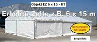 erhöhte Zelte Festzelte Partyzelte Lagerzelte z.B. 6x15m NEU Thüringen - Erfurt Vorschau