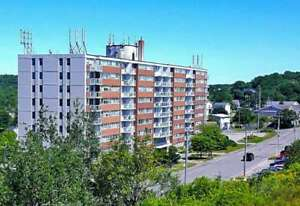 Great View!! 2 BDRM $920 Heat/Hot Water Incl - Fort Howe