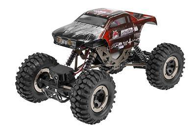 New Redcat Everest 16 1 16 Scale Rc Rock Crawler 4Wd Monster Truck Red