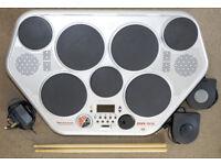Yamaha DD-55 Digital Drums - DD55 MIDI drum machine