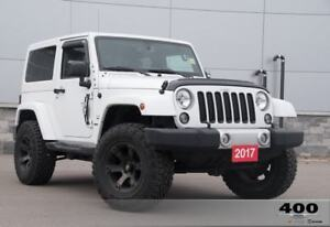 2017 Jeep Wrangler Sahara 4X4 Sahara