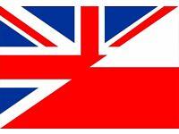 English-Polish translator available in CARDIFF - legal translation expert