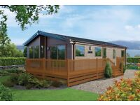 2017 Willerby Portland Twin Lodge on a New 5* Park