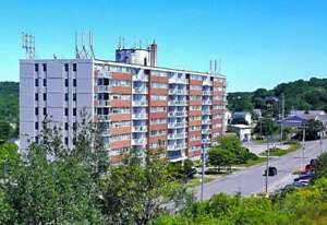 Great View!! 2 BDRM $925 Heat/Hot Water Incl - Fort Howe