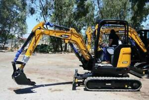 Sany SY26U Excavator Maddington Gosnells Area Preview