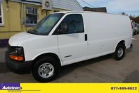 2011 Chevrolet Express 3/4 TON 2500 CARGO VAN TINTED BACK WINDOW