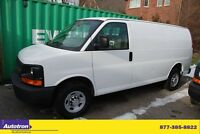 2010 Chevrolet Express 2500 CARGO VAN SLIDING DOOR DIVIDER SHELV