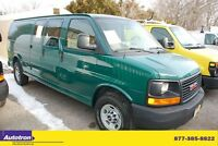 2010 GMC Savana EXTENDED LOADED CRUISE CTRL INSOLATED CARGO
