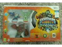Brand New Skylanders Giants - Glow In The Dark Wii Starter Pack