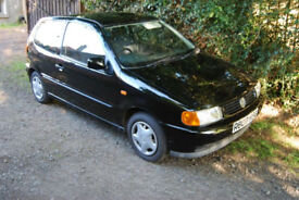 VW Polo 1.4CL with BRC Fly Gas LPG conversion.