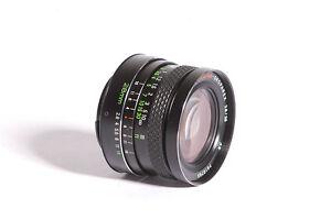Voigtlander-Color-Skoparex-28mm-f-2-8-AR-Camera-Lens-for-Rollei-SN-7410765