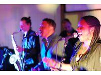 Sensational Soul & Funk covers band for your wedding or special event