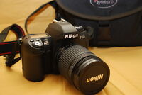 Nikon F 80 35 mm