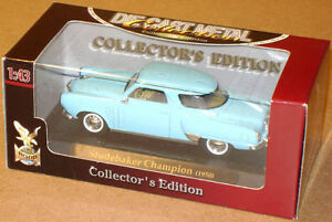 1950 Studebaker Champion in 1/43 (o) scale