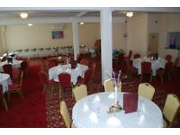 Hall for Hire in South East London (Birthday's, Wedding Receptions, Conferences)