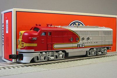 LIONEL SANTA FE CHIEF FT DIESEL RAILSOUNDS 6-30178 engine locomotive 6-38231 on Rummage