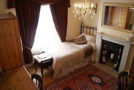 Luxury double room to rent in Victorian town house, walking distance from Ipswich TC