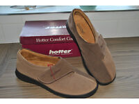hotter wrap slippers size 9