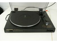 Marantz Turntable TT-185 Belt Drive complete