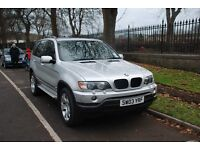 BMW X5 2003 Reg - Only 33,600 miles - 2nd Owner