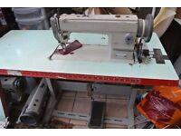 Highlead industrial Walking foot Sewing Machine for UPHOLSTERY, HANDBAGS,etc