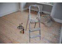 Youngman aluminium lightweight step ladder