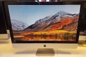 "Apple iMac 27"" Core i5 8GB Ram 1 TB Hdd"