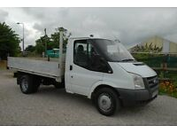 Ford Transit 100 tipper body 116,750 miles 2007