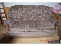 3 seater sofa and arm chair FREE FREE FREE FREE FREE