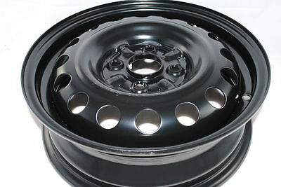 "Citroen C1 Toyota Aygo Peugeot 107 14"" Steel Wheel Rim New + Genuine 5401P0"