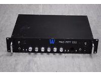 Warwick Pro Fet III 300W Bass Amp Head £220