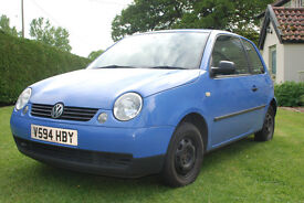 Volkswagen Lupo 1.0 For Sale