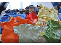 6-9 month old boys bundle baby clothes