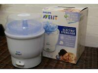Philips Avent Electrical Steriliser, boxed