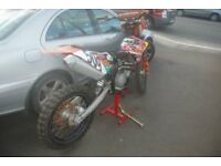 KTM 450 sxf motocross bike 2010 excellent condition