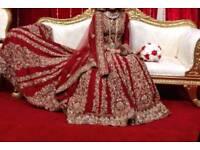 Wedding lengha
