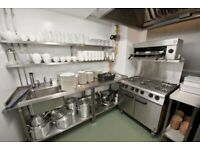 Multiple Commercial Kitchens/Dark Kitchens available for rent